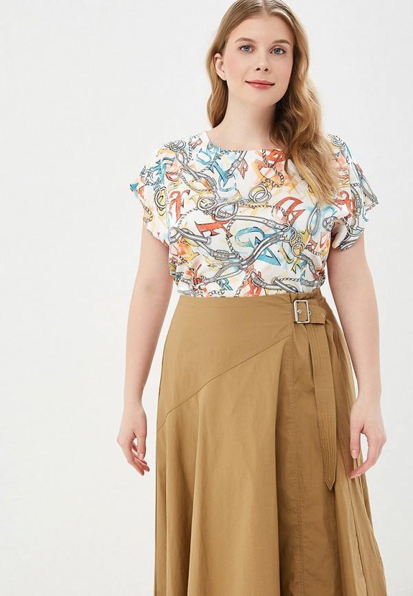женская блузка viserdi, разноцветная
