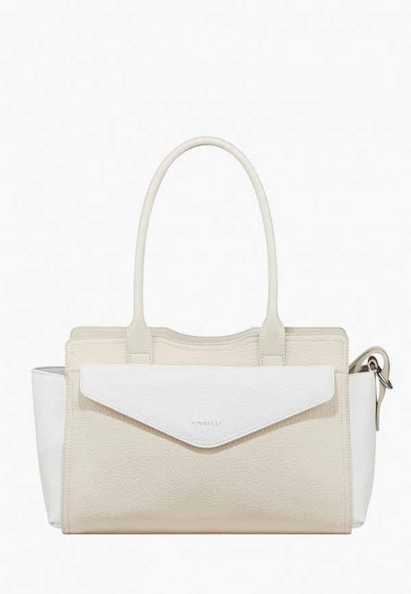 женская сумка fiorelli, бежевая
