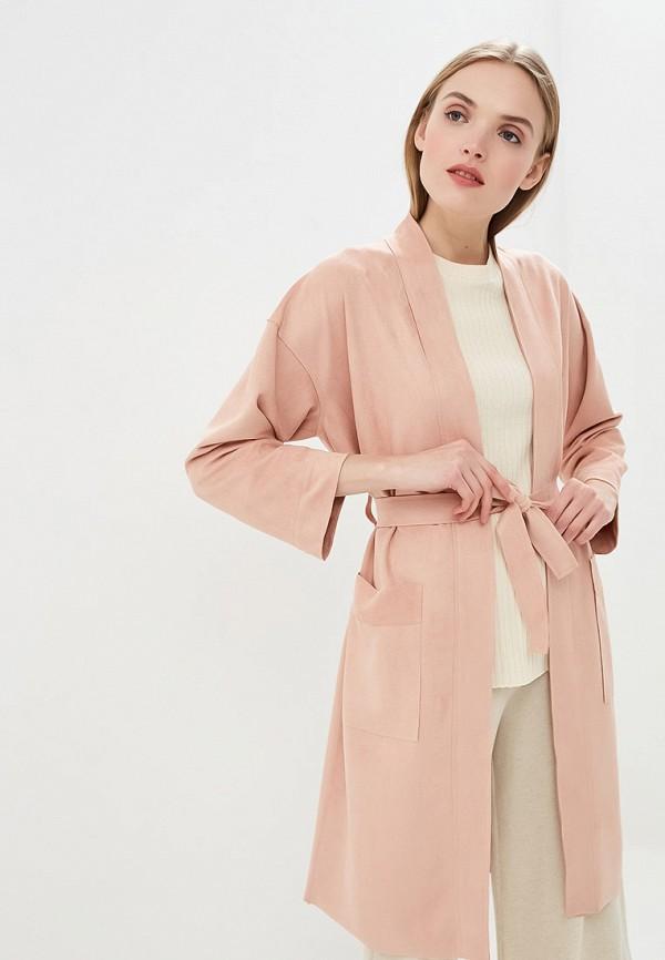 женский кардиган lorani, розовый