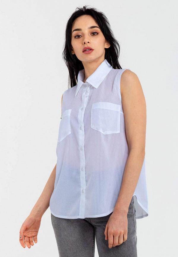 женская блузка modniy oazis, голубая