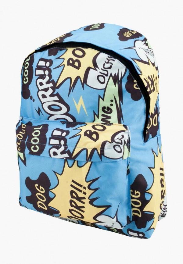 женский рюкзак dda, голубой