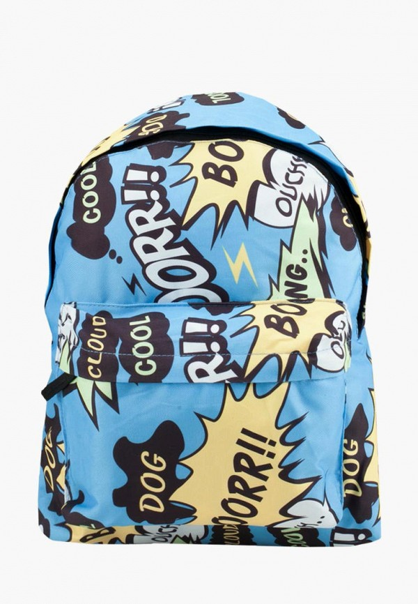 Рюкзак DDA цвет голубой  Фото 2