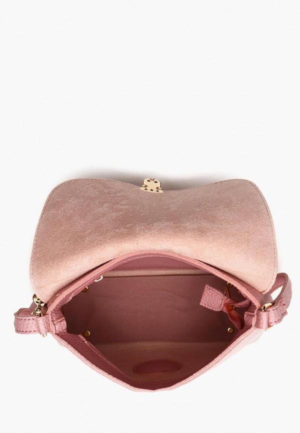 Сумка DDA цвет розовый  Фото 4