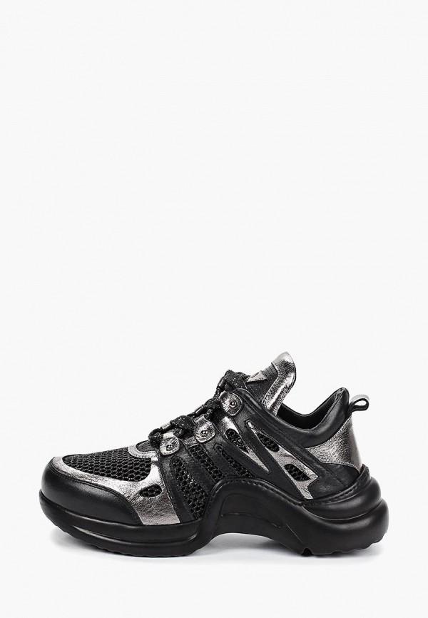 женские ботинки pierre cardin, черные