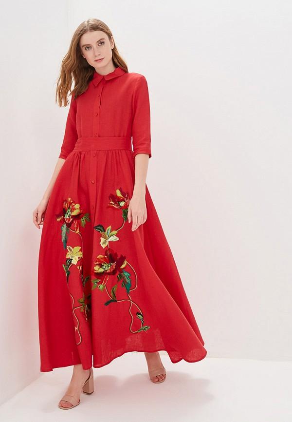 Платье Yukostyle Yukostyle MP002XW0EQV1