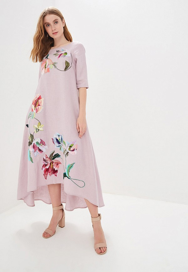 Платье Yukostyle Yukostyle MP002XW0EQV3