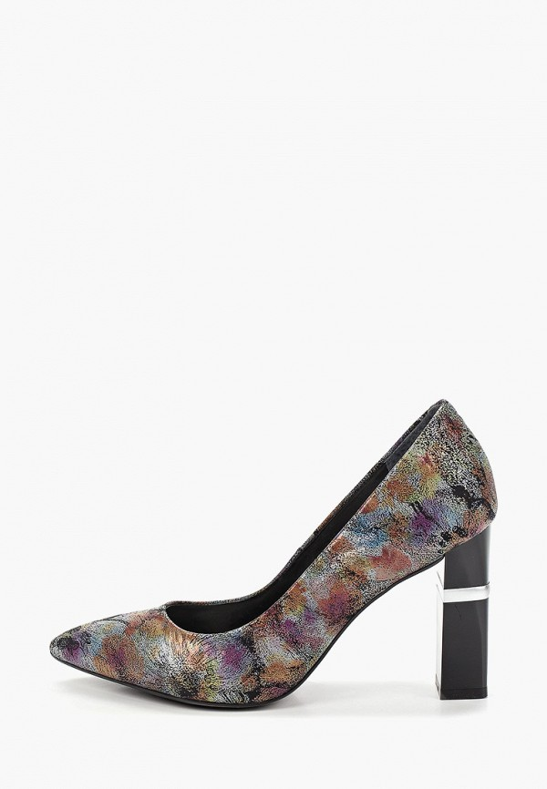 женские туфли indiana, разноцветные