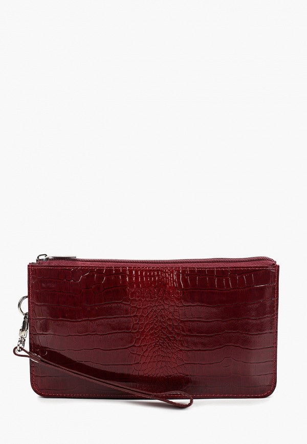 женский кошелёк versado, красный