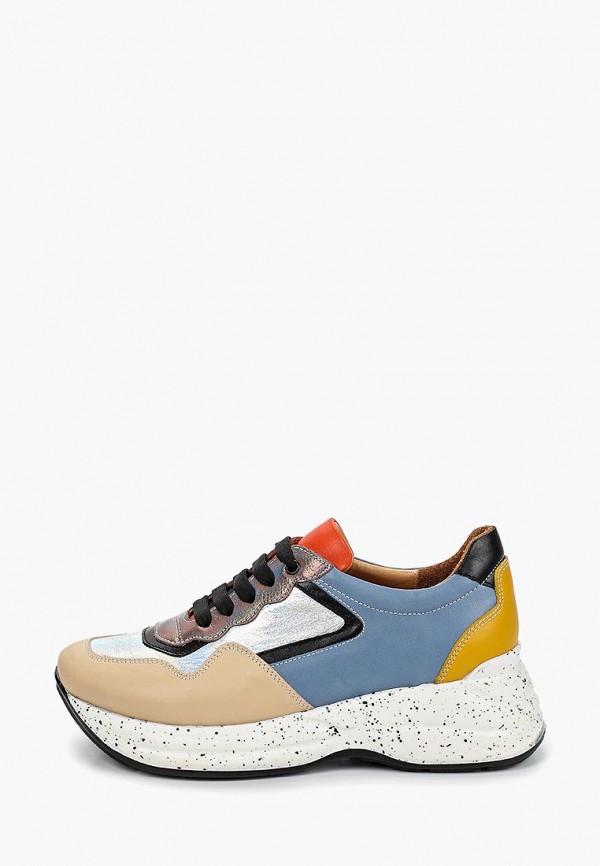 женские кроссовки pierre cardin, разноцветные