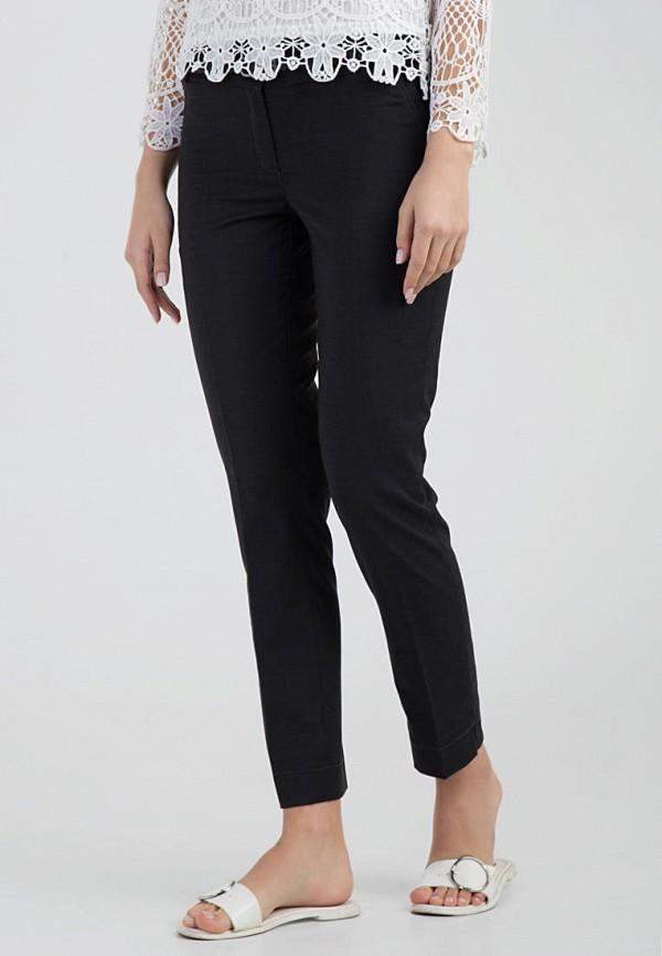 женские классические брюки das, серые
