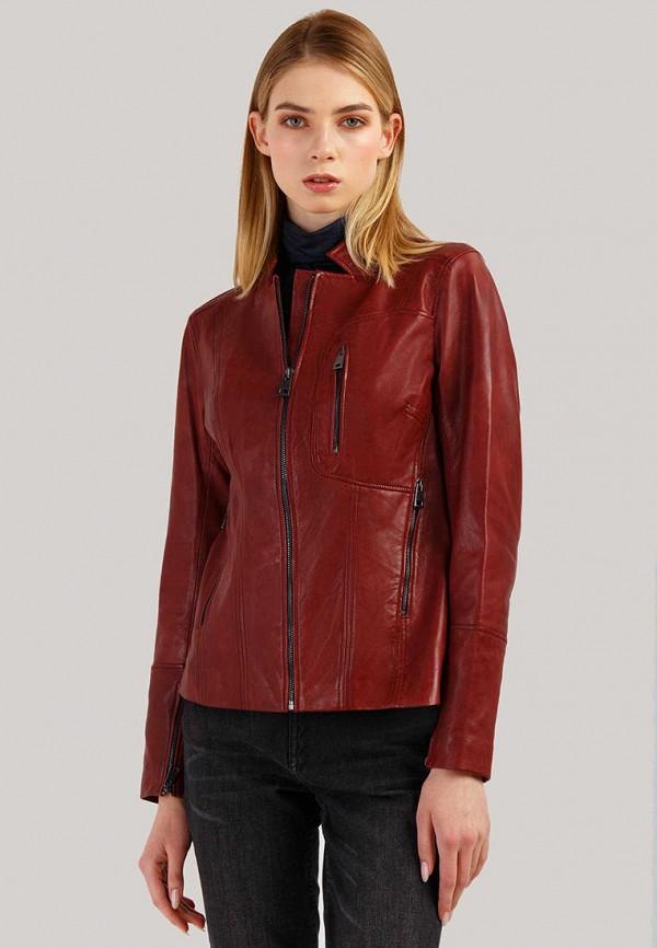 цена Куртка кожаная Finn Flare Finn Flare MP002XW0EW93 онлайн в 2017 году
