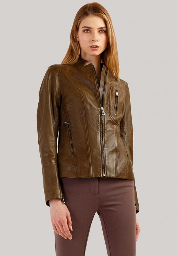цена Куртка кожаная Finn Flare Finn Flare MP002XW0EW95 онлайн в 2017 году