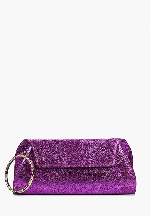 Фото - Женский клатч Bacio Bella фиолетового цвета