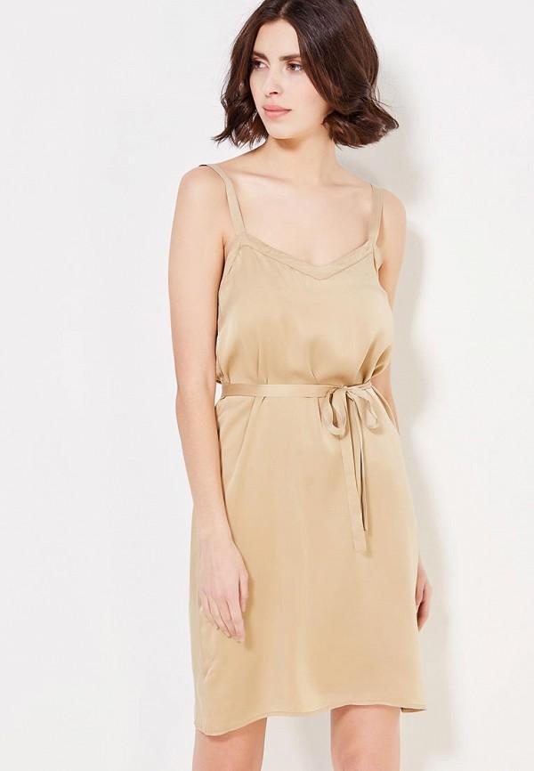Купить Платье Sack's, mp002xw0f0oa, бежевый, OUTLET