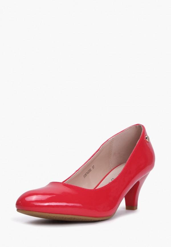 Туфли T.Taccardi T.Taccardi MP002XW0F0T8 norka туфли norka 45 10el красный