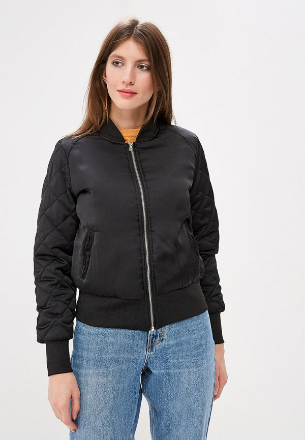 Куртка  - черный цвет