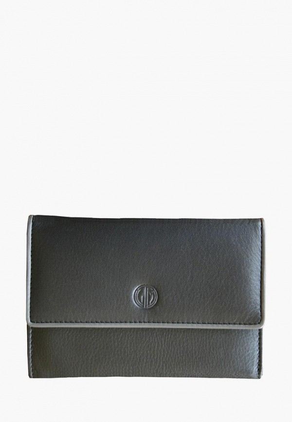 женский кошелёк lindenmann, черный
