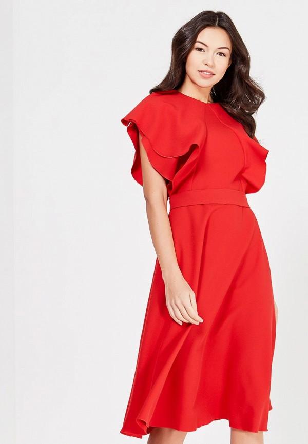 Платье Chapurin Chapurin MP002XW0F4U2 chapurin шелковое платье с оборками