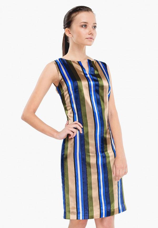 женское вечерние платье nai lu-na by anastasia ivanova, разноцветное