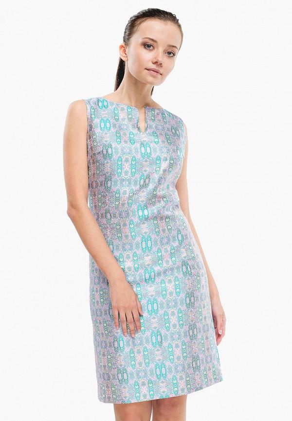 Купить Платье Nai Lu-na by Anastasia Ivanova, mp002xw0f4ws, разноцветный, Весна-лето 2018