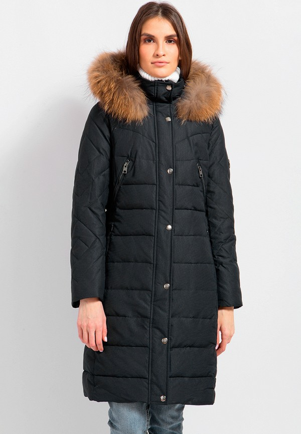 Купить Куртка утепленная Finn Flare, MP002XW0F52N, черный, Осень-зима 2017/2018