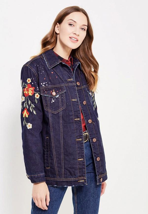 Куртка джинсовая Whitney Whitney MP002XW0F555 whitney helen hay some verses