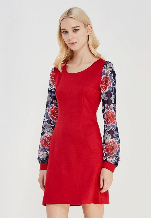 Платье Yuliana Eva Bogart Yuliana Eva Bogart MP002XW0F580 платье yuliana eva bogart yuliana eva bogart mp002xw0f58i