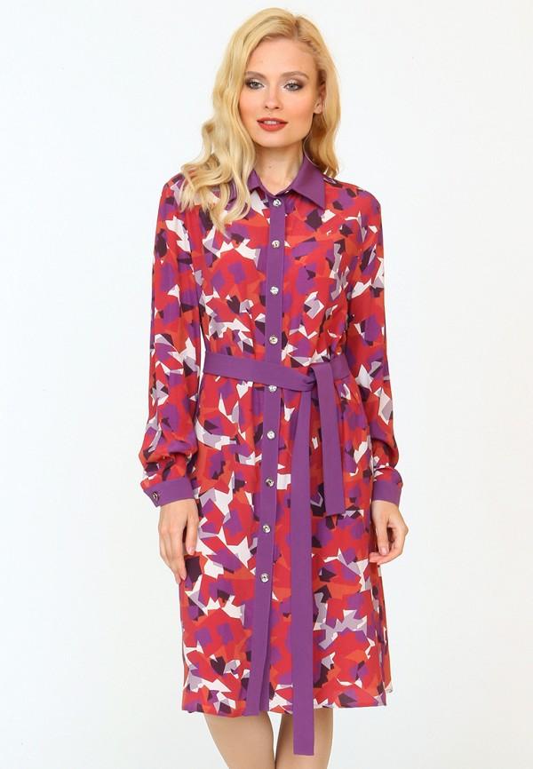 Купить Платье MARI VERA, MP002XW0F59Q, разноцветный, Осень-зима 2017/2018