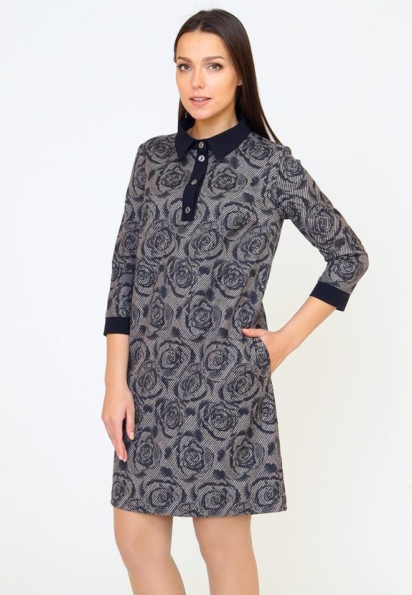 Купить Платье MARI VERA, MP002XW0F59V, разноцветный, Осень-зима 2017/2018