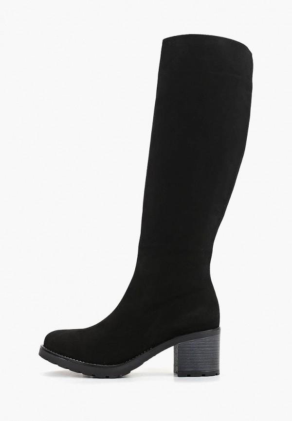 женские сапоги garro, черные