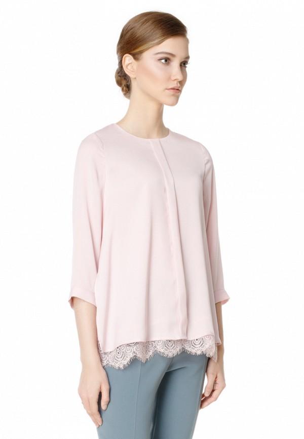 Блуза pompa pompa MP002XW0F5LO блуза com mix цвет розовый