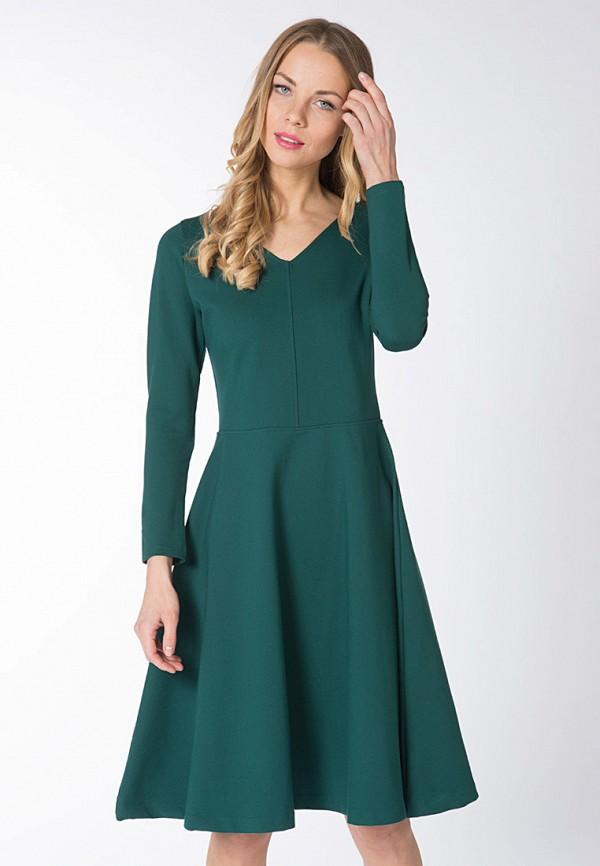Купить Платье Yaroslavna, Грация, mp002xw0f645, зеленый, Осень-зима 2017/2018