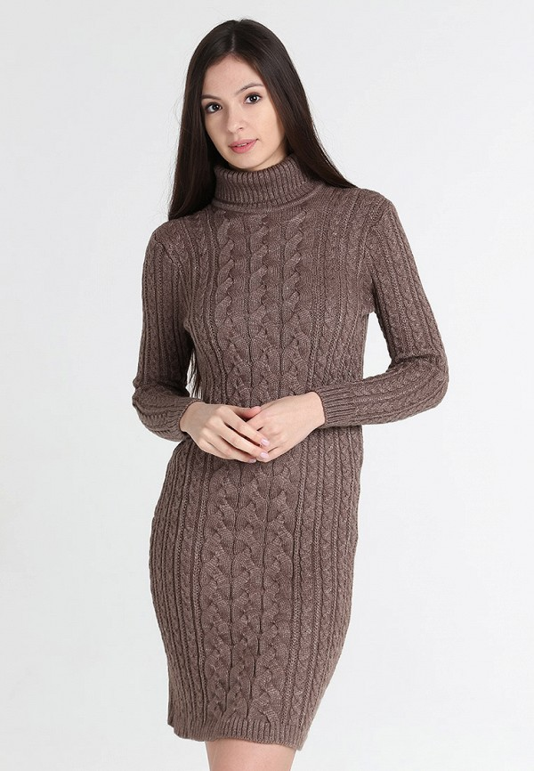 Купить Платье Sava Mari, MP002XW0F6I1, коричневый, Осень-зима 2017/2018