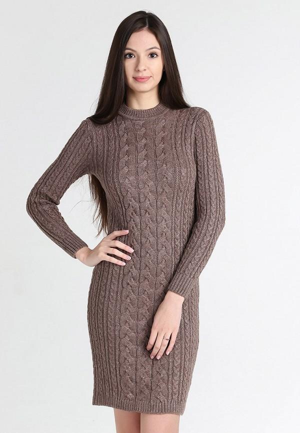 Купить Платье Sava Mari, MP002XW0F6I2, коричневый, Осень-зима 2017/2018