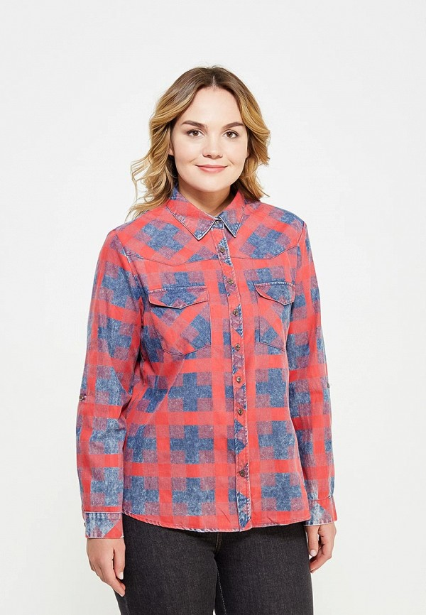 Купить Рубашка Marimay, mp002xw0f6j6, красный, Весна-лето 2019