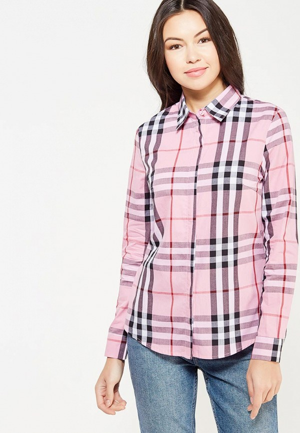 Купить Рубашка Marimay, mp002xw0f6j9, розовый, Весна-лето 2019