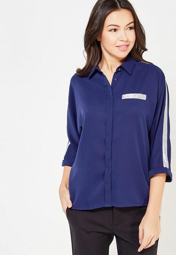 Купить Блуза Marimay, MP002XW0F6JB, синий, Осень-зима 2017/2018