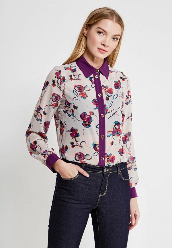 Купить Блуза MARI VERA, MP002XW0F6OO, разноцветный, Осень-зима 2017/2018
