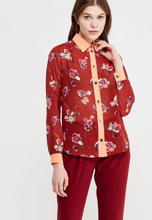 Купить Блуза Mari Vera, mp002xw0f6oq, красный, Весна-лето 2019