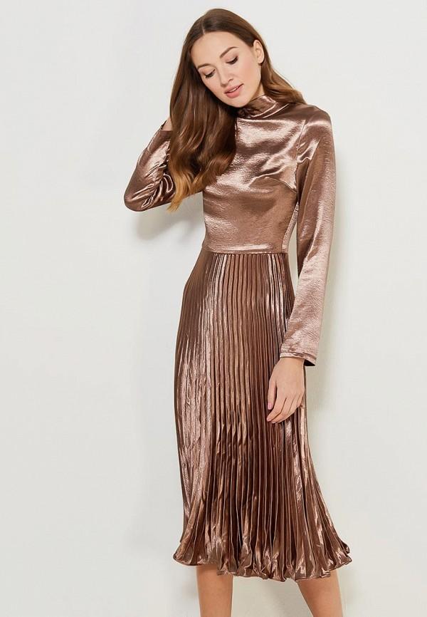 Купить Платье Cavo, mp002xw0f6p0, золотой, Осень-зима 2018/2019