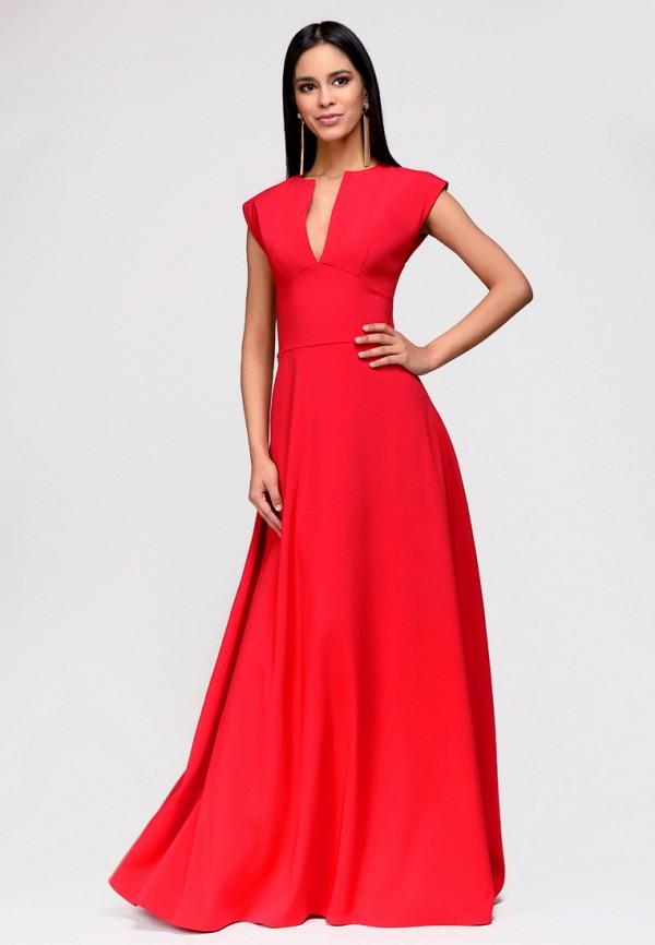 Купить Платье D&M by 1001 dress, mp002xw0f785, красный, Осень-зима 2018/2019
