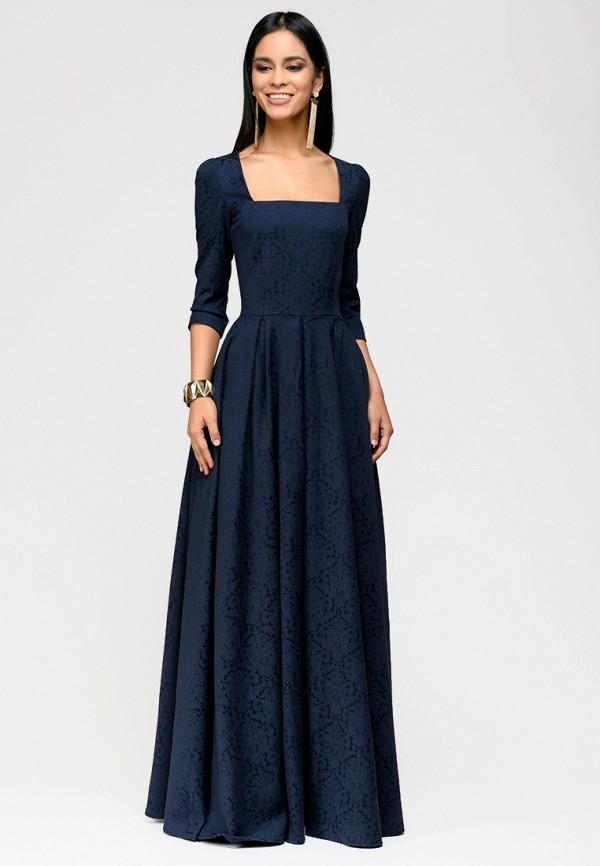 Купить Платье D&M by 1001 dress, mp002xw0f78b, синий, Осень-зима 2017/2018