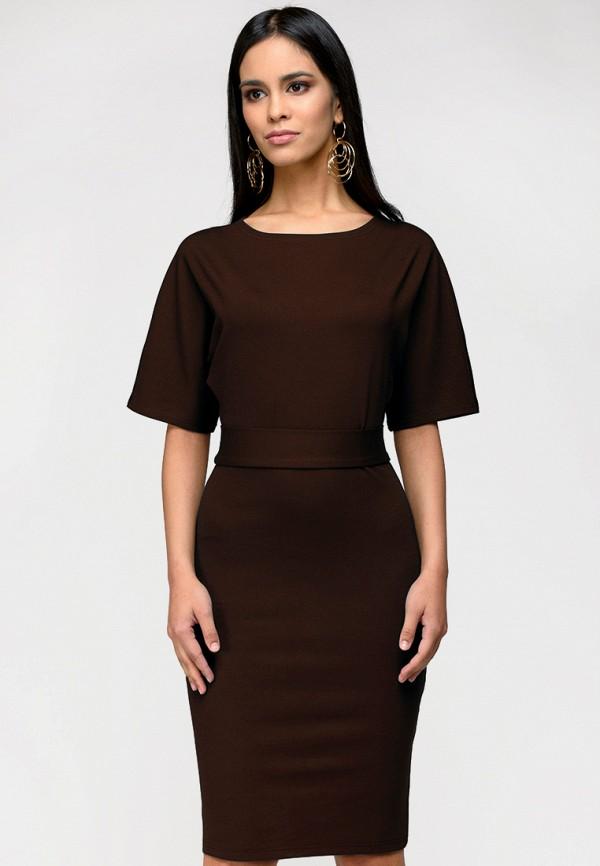 Платье D&M by 1001 dress D&M by 1001 dress MP002XW0F78D all over florals m slit dress