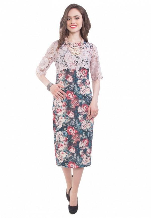 Платье Wisell Wisell MP002XW0F7AR цена 2017