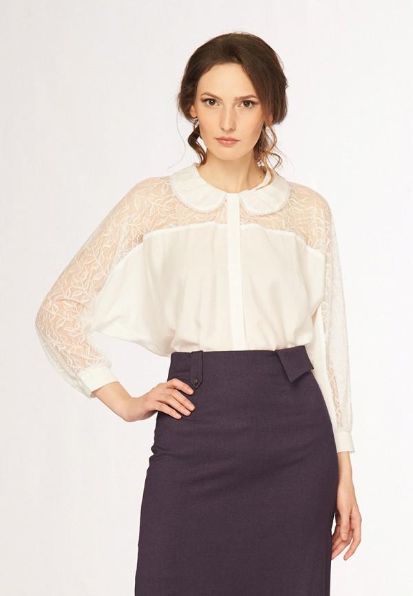 Купить Блуза Ано, mp002xw0f7z9, белый, Осень-зима 2017/2018