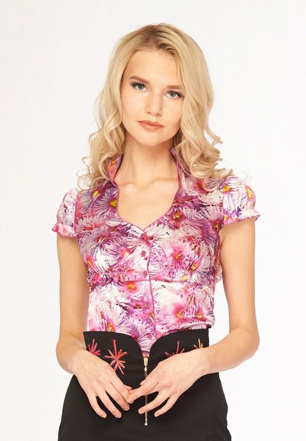 Купить Блуза Ано, MP002XW0F809, розовый, Осень-зима 2017/2018