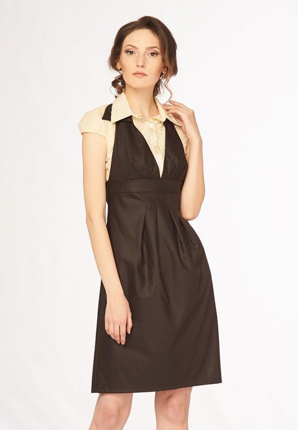 Купить Платье Ано, mp002xw0f80c, коричневый, Весна-лето 2019