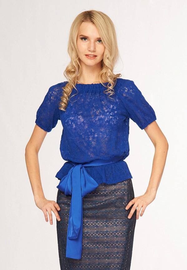 Купить Блуза Ано, MP002XW0F80F, синий, Осень-зима 2017/2018