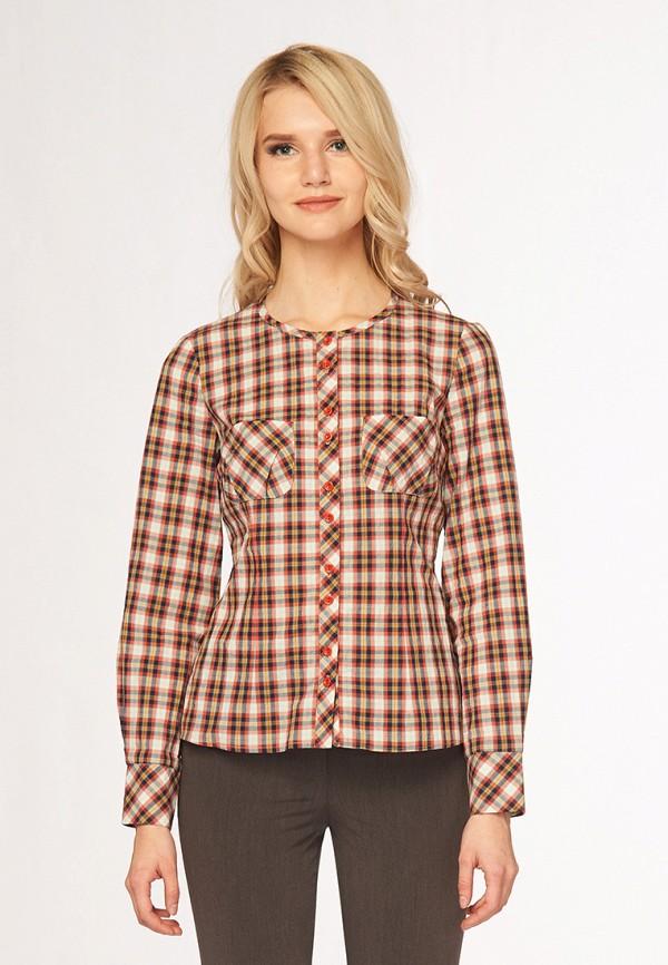 Купить Рубашка Ано, MP002XW0F81E, коричневый, Осень-зима 2017/2018