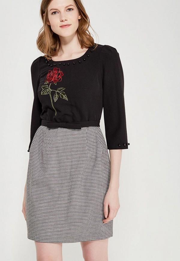 Купить Платье Ано, MP002XW0F857, серый, Осень-зима 2017/2018